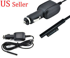 For Microsoft Surface Pro 3 Tablet NEW 3A 12V CAR Charger Power Adapter