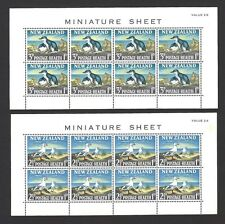 New Zealand 1966 Health mini sheets S/S MNH collection 1957-70 (26)