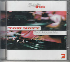 Tom Novy - Tech House Mix CD 2000
