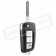 Replacement For 2004 2005 2006 2007 2008 2009 Nissan Titan Flip Key Fob