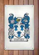 Simon Coat of Arms A4 10x8 Metal Sign Aluminium Heraldry Heraldic