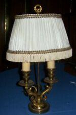 KLEINE ALTE BOUILLOTTE LAMPE