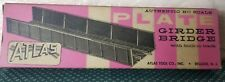 "Atlas #85 Ho Scale Plate Girder Bridge with Built In  9"" Track Section USA"