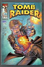 Top Cow Image Comics Lara Croft as Tomb Raider #7 Dead Center September 2000 NM