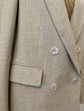 STAPLE THE LABEL Linen Blazer Size 10  Excellent Condition