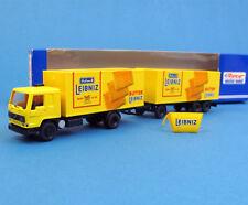 Roco h0 1582 volvo fl 10 Bahlsen Leibniz maleta-hängerzug camiones ho 1:87 OVP