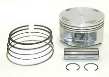 WSM Honda 400 TRX-EX 1999-2009 Piston Kit 50-228-07K  1mm SIZE OE 13101-KCY-670