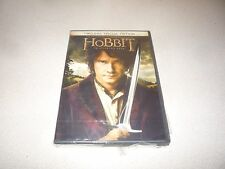 THE HOBBIT AN UNEXPECTED JOURNEY 2 DISC  DVD SPECIAL EDITION