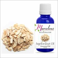 Angelica Root Oil 100% Natural Pure Undiluted Uncut Essential Oil 5Ml To 1000Ml