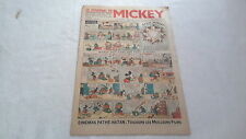 LE JOURNAL DE MICKEY N°36   JUIN 1935  TBE