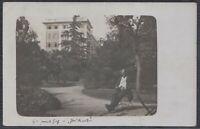 42797) Echt Foto AK München Hotel Nope 1912