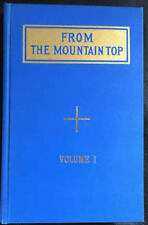 From the Mountain Top vol 1, Master Hilarion,Occult,Esoteric,Theosophy,amorc