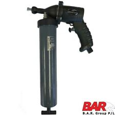 PNEUMATIC COMPOSITE GREASE GUN 450G - 4 JAW SUPER GRIP
