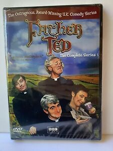 Father Ted DVD NEW Sealed Complete Series 1 BBC Video 2000