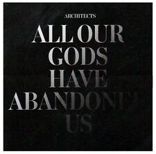 ARCHITECTS UK All Of Our Gods Have Abandoned Us 2016 Ltd Ed RARE Sticker! Metal