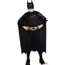 BATMAN THE DARK KNIGHT RISES L BAMBINO 12-14 ANNI COSTUME CARNEVALE RUBIE'S