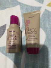 Aveda Cherry Almond Travel Size Shampoo And Conditioner New 40ml 50ml