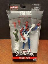Marvel Legends BAF Lizard Spider-Punk EM7357