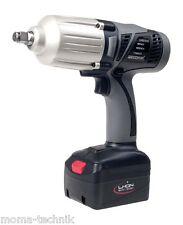 Professionnel Batterie Clés à Chocs Powerhand 610 Nm 18V Li-Ion 3Ah T76803158-K