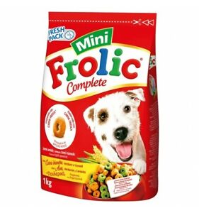 Frolic Mini Anelli Semiumidi With Chicken And Vegetables 1 KG