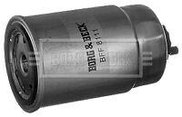 Borg & Beck Fuel Filter BFF8111 - BRAND NEW - GENUINE - 5 YEAR WARRANTY