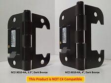 Nyce Door Hinge Sensor - Dark Bronze Finish