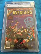 "Avengers Annual #7 - Marvel - CGC 9.2 - Thanos and ""Death"" of Captain Marvel"