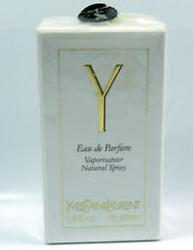 "YVES SAINT LAURENT "" Y ""  -50 ML / 1.6 FL. OZ. - EAU PARFUM VAPORIZADOR SPRAY"