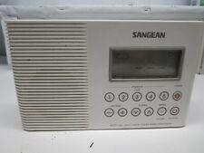Sangean H201 AM/FM/Weather Digital Tuned Waterproof Radio