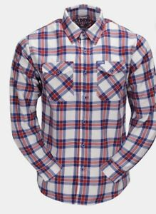 Dixxon flannel  🇺🇸 INDEPENDENT XL🇺🇸 Red, White, And Blue🇺🇸  Size XL