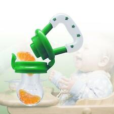 Baby Dummy Pacifier Fresh Fruit Food Feeder Feeding Nibbles Weaning Teething Pro