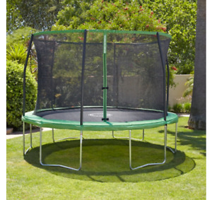 Sportspower 12ft Trampoline Spare Parts Cheapest on eBay Asda Net Mat Bars Screw