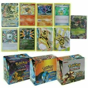 324P Cards Pokemon TCG SUN & MOON English Edition Break Point 36 Packs UK TCG #$