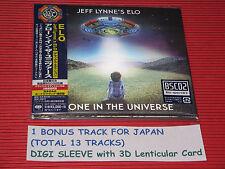 JEFF LYNNE'S ELO ALONE IN THE UNIVERSE DELUXE 3D 13 TRACKS  JAPAN Blu-spec CD