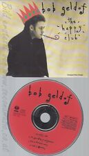 CD--BOB GELDOF - SINGLE -- HAPPY CLUB