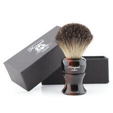 Men Beard Shave Brush Best Badger Hair Shaving Resin Handle with Haryali Box