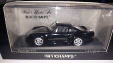 Minichamps 1/43 Porsche 959 1987 black