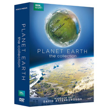 PLANET EARTH - The Collection (Pianeta Terra I & II) (BBC Earth) (7 DVD)