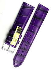 Graf Germany crocodile watch Band Strap 20mm / 0.79 Inc Louisiana Alligator made