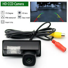 HD CCD Auto Reversing Backup Rear View Tracks Parking Camera For Nissan Tiida