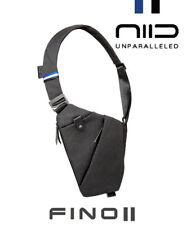 NIID Neo (Fino II) Anti-Theft Sling Bag BLACK,Authentic,Verify on NIID Website!
