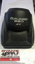 2008 Can-Am Outlander 650XT Dashboard
