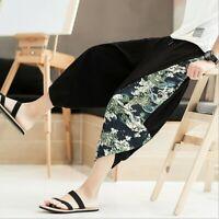 HIP HOP SkateBoarding Sweat Pants Mens Pure cotton Pants trousers Fashion New