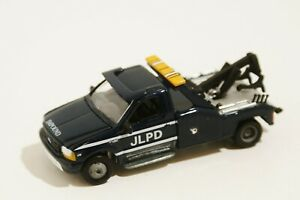JL 2000 FORD F-SERIES TOW TRUCK WRECKER TRUCK RUBBER TIRE LIMITED EDITION