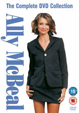 ALLY MCBEAL COMPLETE COLLECTION - DVD - REGION 2 UK