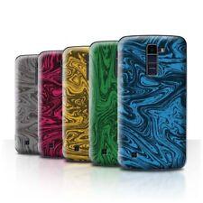 Étuis, housses et coques Pour LG K8 en métal pour téléphone mobile et assistant personnel (PDA) LG
