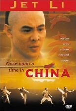 DVD - Action - Once Upon A Time in China Collection 1, 2 & 3 - Jet Li -3 DVD Set