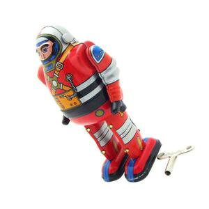1pc Astronaut Robot Toy Creative Collecting Toys for Families Neighbors Friends