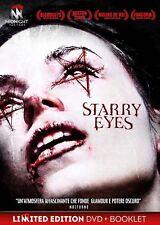 Starry Eyes (Edizione Limitata + Booklet) DVD MIDNIGHT FACTORY