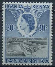 K.U.T. 1954-9 SG#171, 30c QEII Definitive MH  #D22731